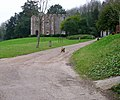 Driveway to West Dean House, West Sussex - geograph.org.uk - 342097.jpg