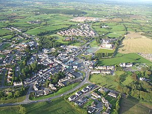 Dromore, County Tyrone - Image: Dromore geograph.org.uk 304310