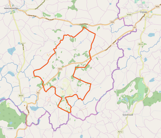 Drummully Electoral district and pene-enclave in County Monaghan, Ireland