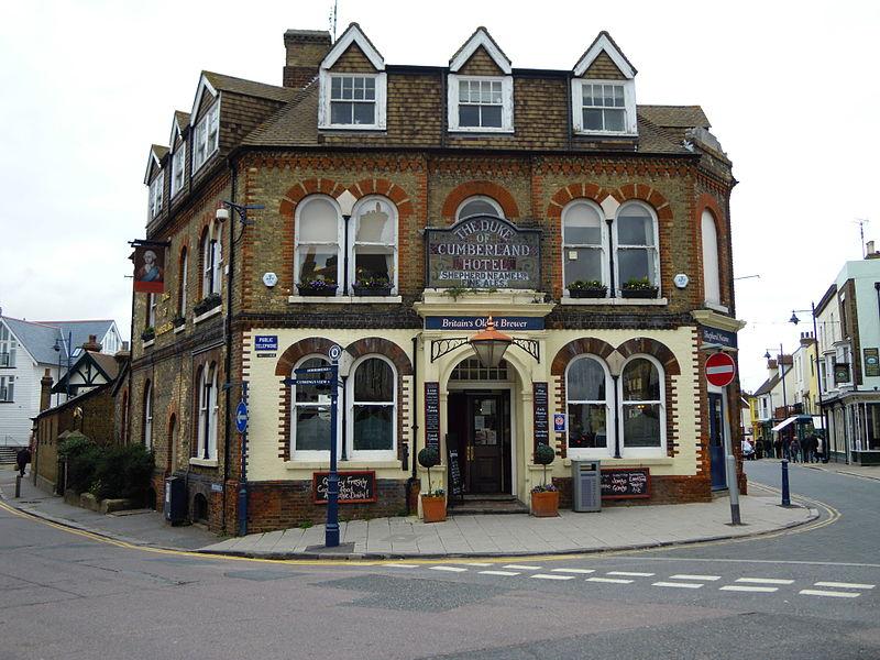 The Cumberland Hotel London Addreb