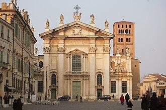Mantua Cathedral - Image: Duomo di Mantova