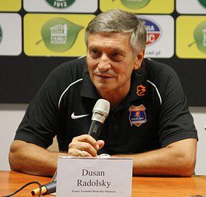 Dušan Radolský - Image: Dusan Radolsky 2011