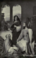 Dutch Painting in the 19th Century - Cornelis Kruseman - Christ with Martha and Mary.png