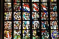 Dutch glazes with traditional Dutch scene in the Sint Jans church Gouda. Most of the stainless glass windows are from the 16th century. - panoramio.jpg