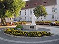 Działdowo - pomnik św. Katarzyny Aleksandryjskiej.jpg
