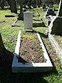 E.A. Mackenzie RAF grave Mutton Lane Cemetery.JPG