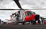 EGLF - AgustaWestland EH101 Merlin - Royal Norwegian Air Force - ZZ105 0273 (43447837152).jpg