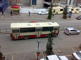 Gazi Mustafa Kemal Boulevard, Ankara