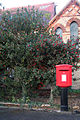 ERII postbox by St Etheldreda's church - geograph.org.uk - 1617968.jpg