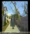 ETH-BIB-Capri Strasse mit Frau Dr. Albertine Hefti-Dia 247-05167.tif