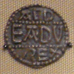 Eadwald of East Anglia - Coin of Eadwald