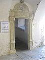 Early Renaissance doorway Schloss Rogendorf at Pöggstall, Lower Austria 18.jpg