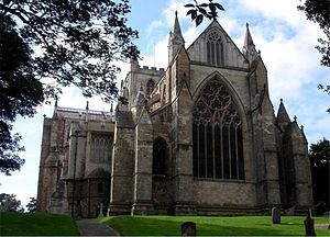 Ripon - Ripon Cathedral