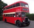 Eastern Counties bus LKH133 (HPW 133), Lincolnshire Road Transport Museum, 23 July 2005.jpg