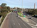 Eastern Freeway near Hoddle Street, Melbourne, looking west.jpg