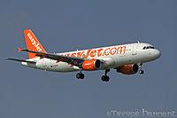 G-EZUF - A320 - EasyJet