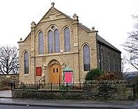 Eccleshill Methodist Church - Norman Lane - geograph.org.uk - 639591.jpg