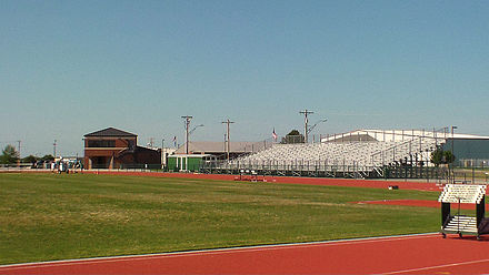 Eddie Hurt Jr. Memorial Track Complex Eddie Hurt Jr. Memorial Track Complex.JPG