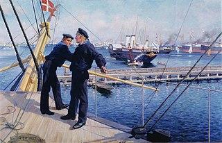 From the port of Copenhagen III