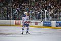 Edmonton Oilers Rookies vs UofA Golden Bears (15088790828).jpg