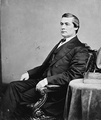 Edmund G. Ross - Image: Edmund G. Ross Brady Handy