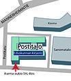 Eduskunnnan kirjasto väliaikaistiloissa Postitalossa.jpg