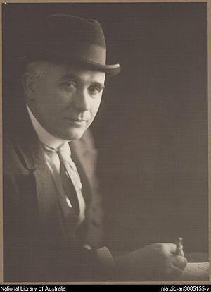 Edward Dyson - Edward Dyson in 1927