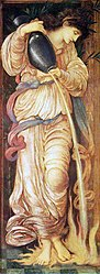 Edward Burne-Jones: Temperantia