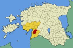 Tootsi Parish