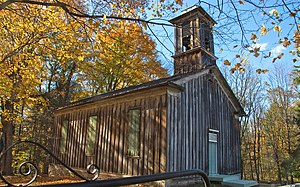 Egg Hill Church - Image: Egg Hill Church