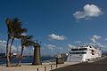 El Crucero MS Belle del Adriático en el muelle de Santa Catalina de Las Palmas de Gran Canaria Islas Canarias (6413444349).jpg