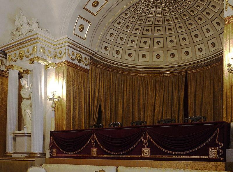 El Teatro de El Palacio Real