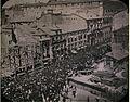 El ejército desfila por la calle Alcalá. 1860.jpg