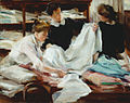 Elizabeth Sparhawk-Jones, Shop Girls, 1912.jpg