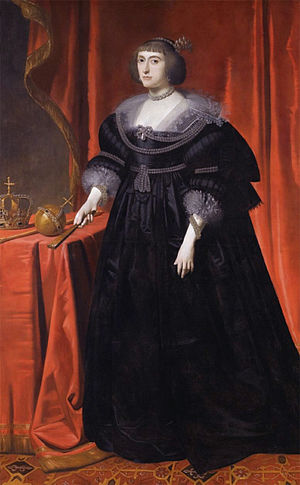 Edmund Andros - Elizabeth of Bohemia, sister of Charles I of England and aunt of Charles II.