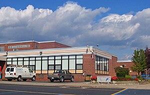 Ellenville Middle School, Ellenville, NY, USA