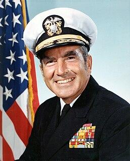 Elmo Zumwalt American admiral