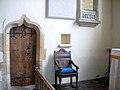 Elsing Church vestry door.JPG