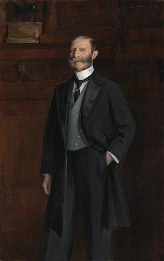 Joseph Joel Duveen - Sir Joseph Joel Duveen, 1903