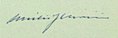 Emili G Médici President of Brazil signature.jpg