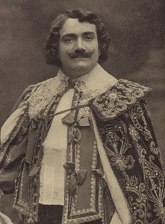 Enrico Caruso - Enrico Caruso as Lionel in Martha