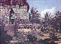Entrance to Mendut Temple, Short Guide to Borobudur, Mendut, and Pawon, plate 4.jpg
