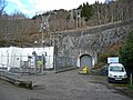 Entrance to St Fillans hydro electric power station - geograph.org.uk - 735346.jpg