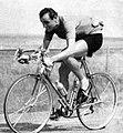 Ercole Baldini, champion olympique de la course en ligne à Melbourne, en 1956.jpg
