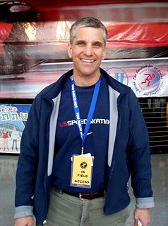 Eric Heiden American speed skater