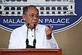 Ernesto Abella, Malacanang Press Conference.jpg