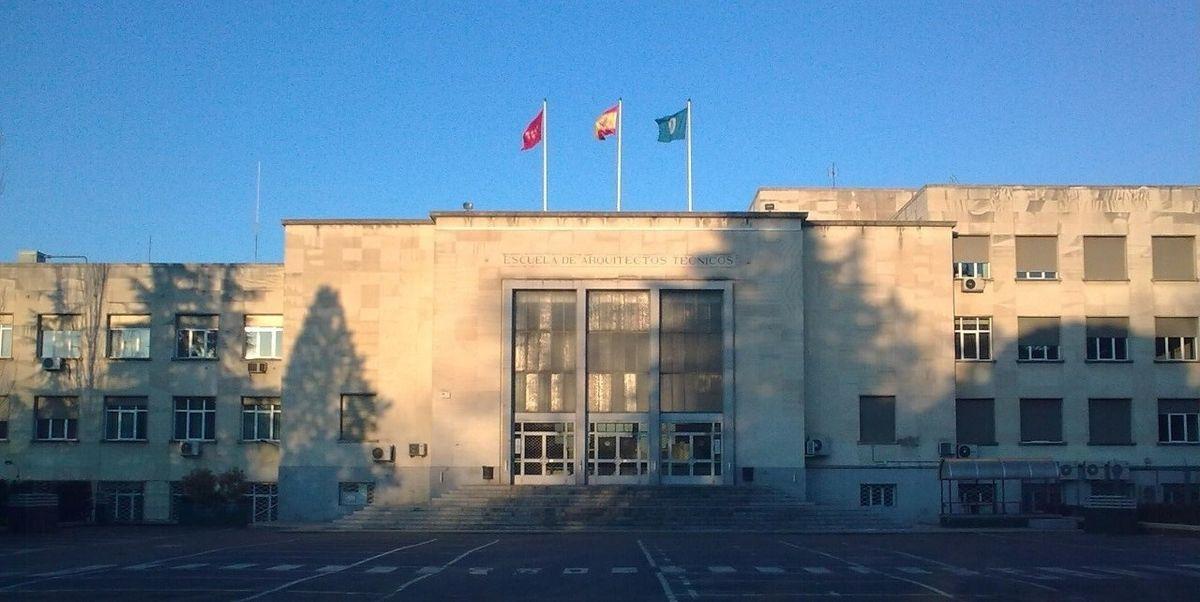 Escuela t cnica superior de arquitectura de madrid for Universidades de arquitectura en espana