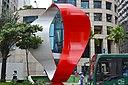 Escultura da Tomie Ohtake na Avenida Paulista 02.jpg