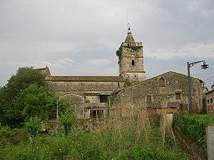 Esponellà - Image: Església Esponellà