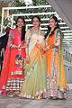 Esha Deol, Hema Malini, Ahana Deol at Esha Deol's mehendi ceremony 03.jpg